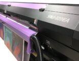 Bofa Luftreiniger an Großformatdrucker Mimaki SWJ-320EA Large Format Printing