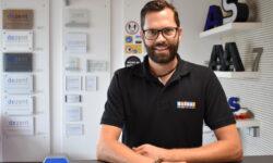 Geschäftsführer Matthias Daiber