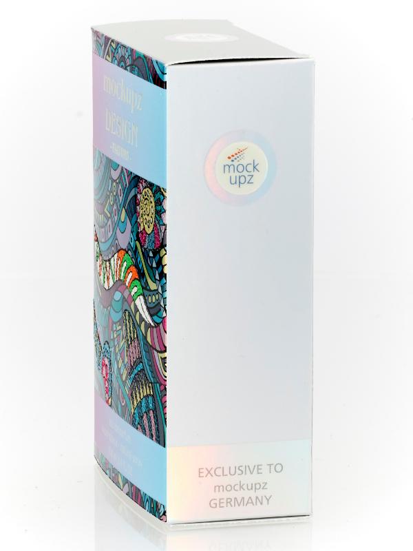 mockupz Muster Parfumverpackung