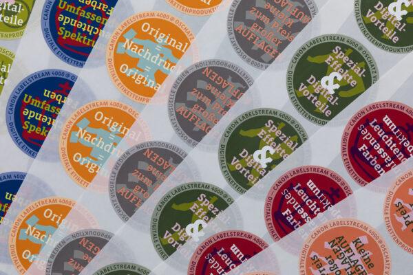 Oschatz Visuelle Medien Canon Labelstream 4000 -18