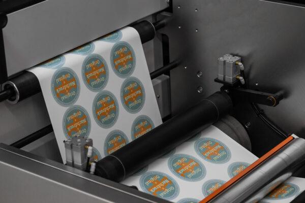 Oschatz Visuelle Medien Canon Labelstream 4000 -8