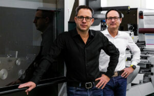 Oschatz Visuelle Medien Joel und Daniel Oschatz Canon Labelstream 4000