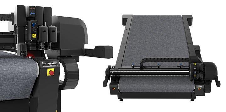 Summa neuer Flachbett-Cutter F1432 F-Serie