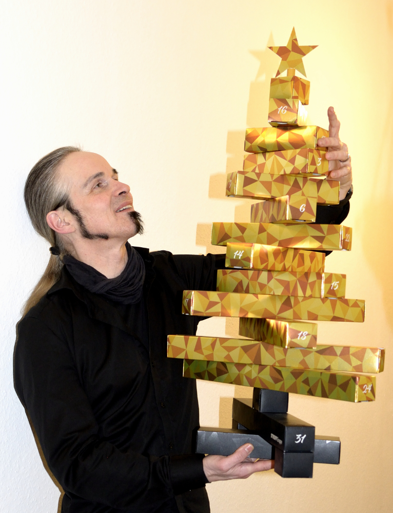 2D-3D-Adventskalender StreiffGruppe Maik Bermeitinger WorldStar Award 2021