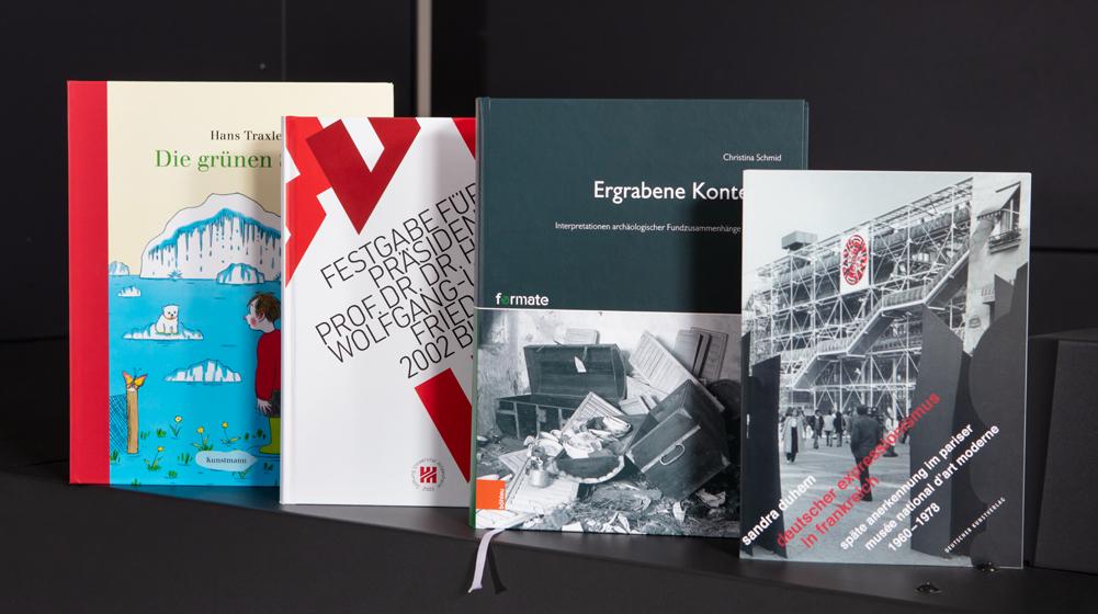 Hubert & Co Bücher Beispiele