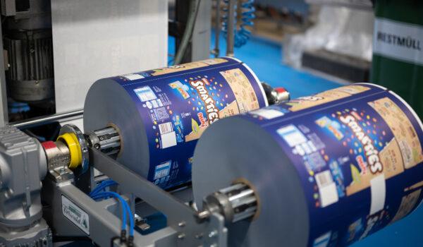 Nestle Smarties Papierverpackung 2