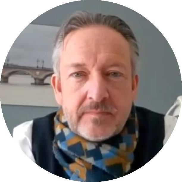 Peter Kraus vom Cleff Rowohl Verlag