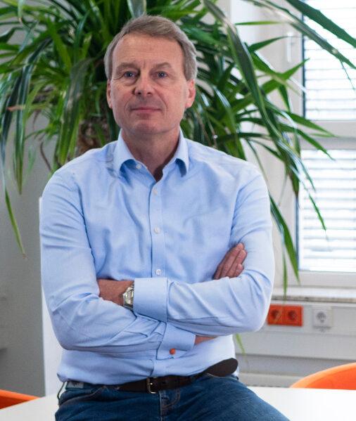 WVD Dialog Marketing Geschäftsführer Klaus Rohr