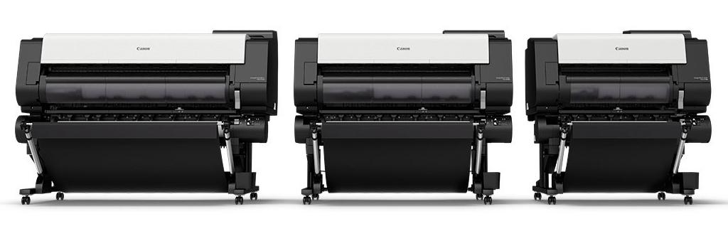 Canon Imageprograf TX Großformatdruck Maschinenreihe