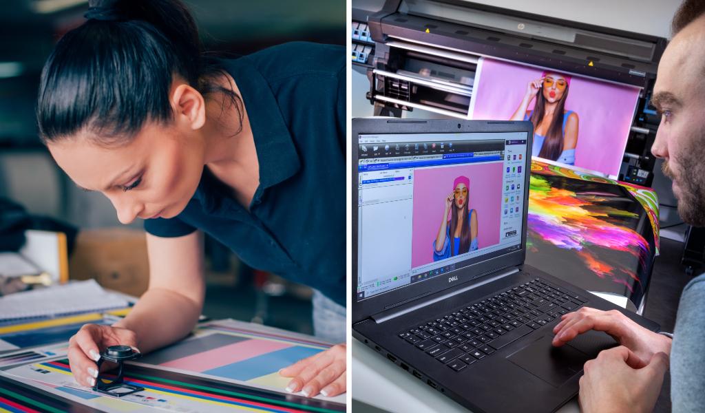 SAi Flexi 21 Software Werbetechnik Großformatdruck