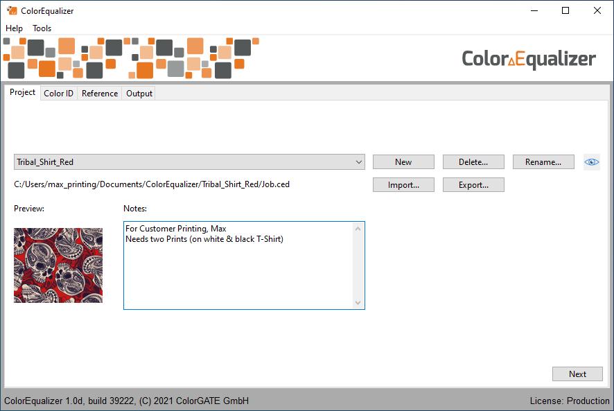 Screenshot_ColorGATE_ColorEqualizer