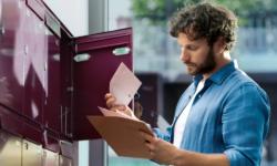 CMC Print-Mailing-Studie 2021 teil- und volladressierte Werbesendungen