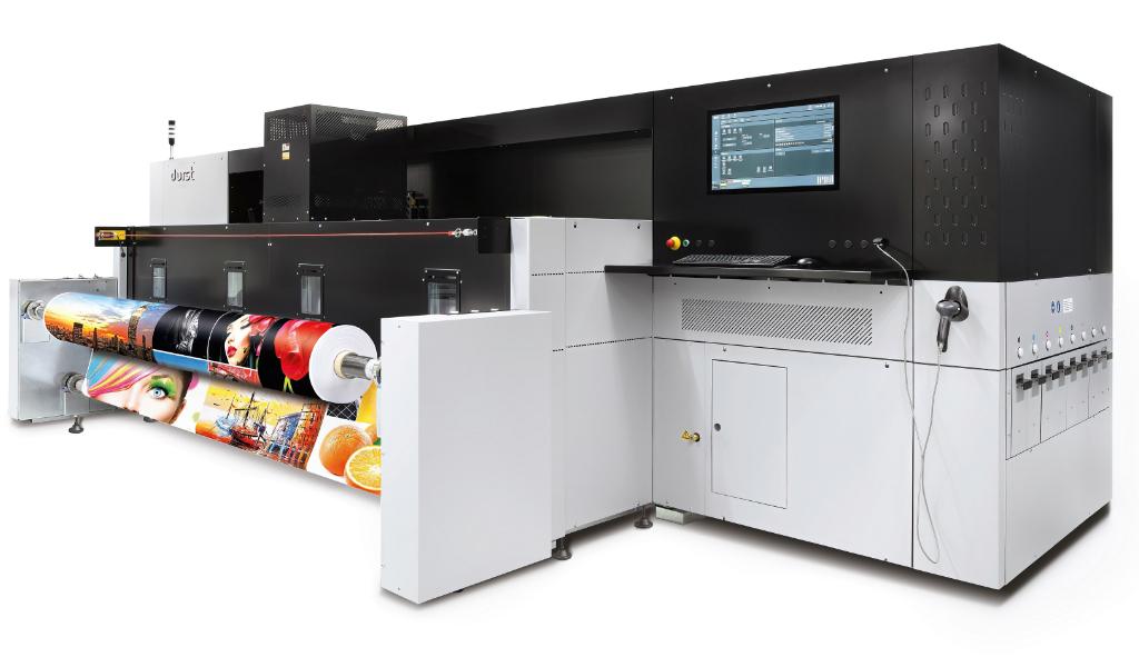Durst P5 Tex iSub Dye-Sublimations-Druckmaschine