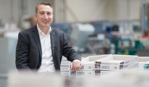 Friedmann Print Data Solution Geschäftsführer Michael Schmid