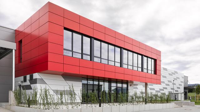 Friedmann Print Data Solutions Produktionsstandort Gomaringen
