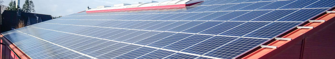 Graphische Betriebe Kip Photovoltaikanlage