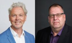 Mimaki Europe BV Mark Sollman Bert Benckhuysen