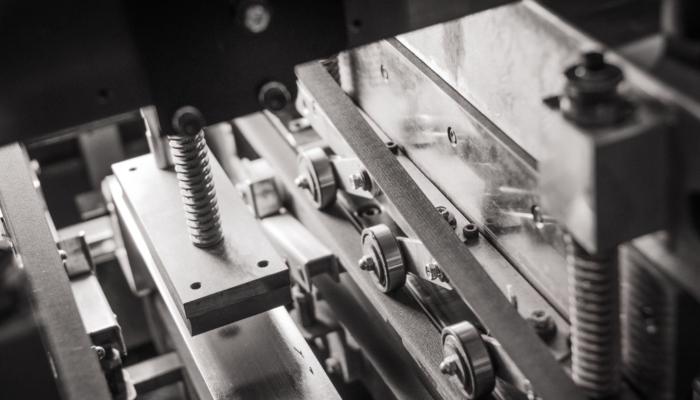 Druckerei Zabel Druckproduktion Detail 3