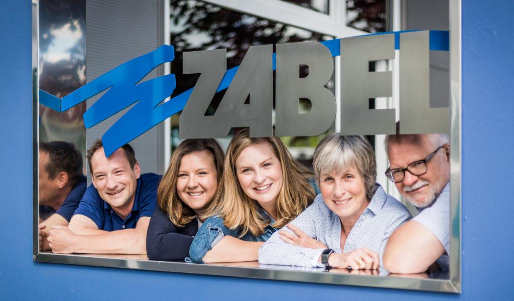 Druckerei Zabel Familienbetrieb 2021