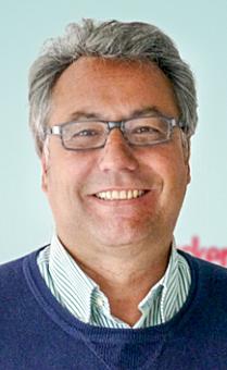 Ronald Kuhls Geschäftsführer Druckerei Kuhls Hamburg