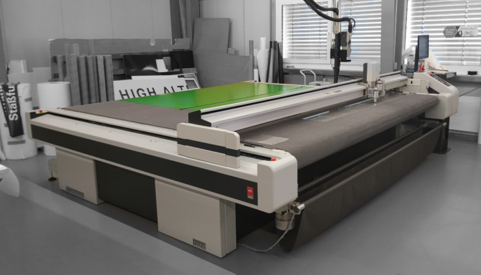 Hoffmann Druck Zünd-Cutter G3 XL